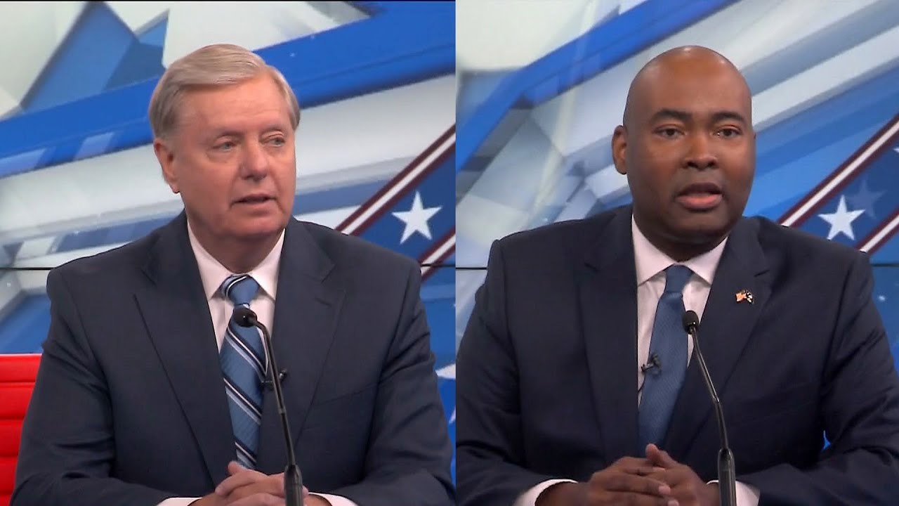 Lindsey Graham, Jaime Harrison agree to a final SC Senate debate ...