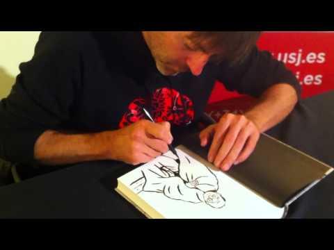 el-ilustrador-paco-roca-dedica-los-surcos-del-azar