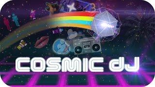 Cosmic DJ - Gameplay suelto