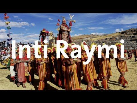 Este es el Inti Raymi la gran fiesta del sol en Cusco | Alan por el mundo Perú #18