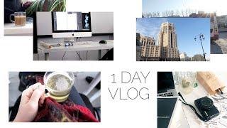 vlog | один день из жизни | вшэ дизайн | медитация