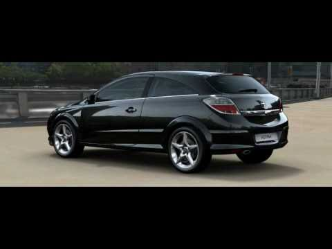 opel astra h gtc 360 view youtube