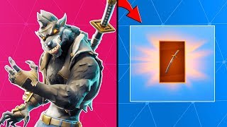 DIRE'S 'Wolf Pack' Backbling On Every Skin! (Fortnite Battle Royale!)