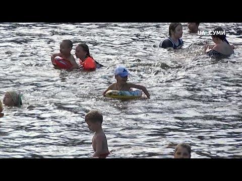 Суспільне Суми: Як убезпечити себе на водоймах – сумчанам розповідали водолази та рятувальники