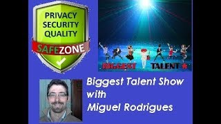 Biggest Talent Show Phase 4 with Miguel Rodrigues