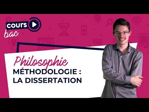 Conclusion de la dissertation en philosophie