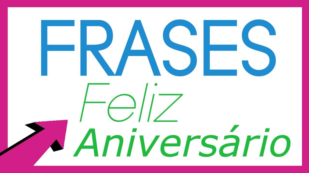Frases De Aniversário: Frases De Aniversario Para Amigos
