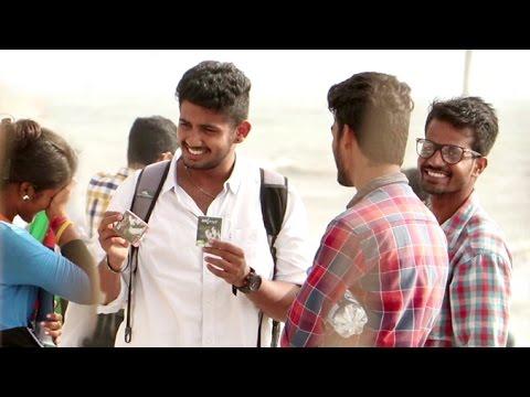 How To Sell CONDOM In Public   Prank By Raj   Baap Of Bakchod