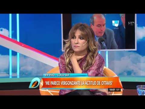 Coco Sily habló de la carta que le escribió a Cristina Kirchner
