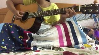 [Guitar] 小精灵/Tiểu Tinh Linh - TFBOYS cover - 玲玲弹唱