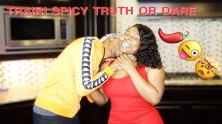SPICY TRUTH OR DARE FT   BOYFRIEND ** I CANT BELIEVE I LET HIM DO THIS ** | IAMJUSTAIRI