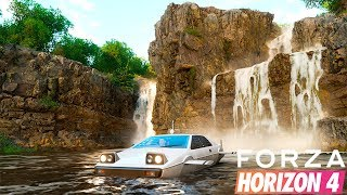 GANHEI O IMPRESSIONANTE CARRO ANFIBIO DO JAMES BOND DO FILME 007 FORZA HORIZON 4!!!