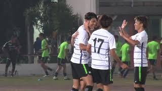 タイキャンプの総仕上げ! U-23韓国代表とのトレーニングマッチの映...