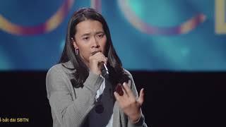 SBTN VOICE: Thí sinh hát nhạc Trịnh bằng tiếng Anh cực lạ