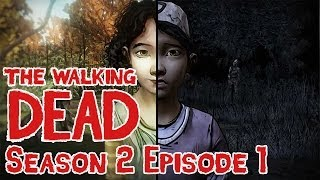 The Walking Dead Season 2 Movie!! (FULL Episode 1 Gameplay Walkthrough HD - ALL THAT REMAINS)