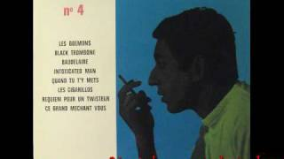 Watch Serge Gainsbourg Intoxicated Man video