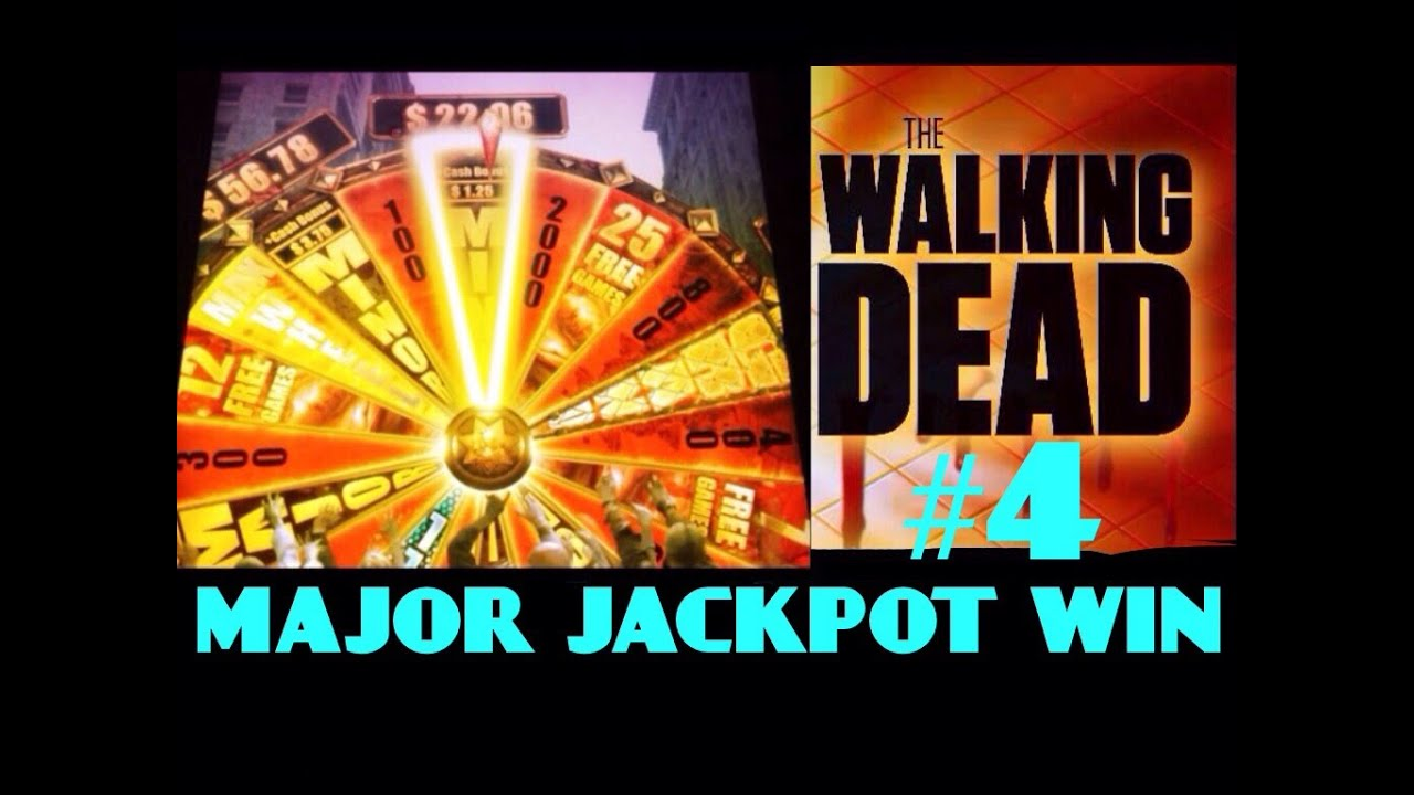 Walking Death Slot - Try this Online Game for Free Now
