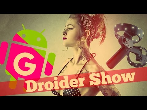 Google готовит замену Android? И вирус WannaCry | Droider Show #291