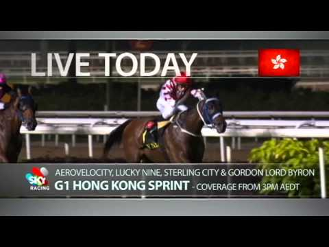 Hong Kong International Races LIVE On Sky Racing