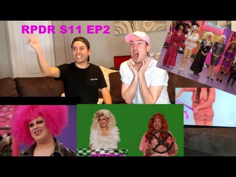 Rupaul's Drag Race Season 11 Episode 2 Reaction!