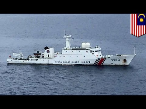 South China Sea dispute: Chinese coast guard intrudes into Malaysian waters near Borneo - TomoNews