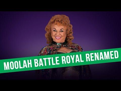 BREAKING: WWE Rename Fabulous Moolah Battle Royal WrestleMania Match