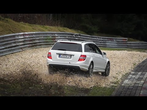 Nordschleife 11 03 2018 - SEASON OPENING! Highlights & Action - Touristenfahrten Nürburgring