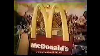 McDonald's H.R. Pufnstuf inspired TV ad from the 1970's