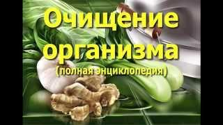 Очищение кишечника, желудка, почек при помощи сенны.