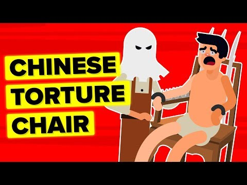 Chinese Torture Chair - Worst Punishments in the History of Mankind