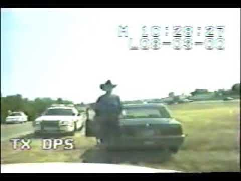Texas DPS Officer, Randall Vetter Killed By Melvin Hale, Angry Over Taxes And Seatbelt Ticket
