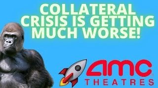WHAT HAPPENS TO AMC WHEN THE MARKET CRASHES? - SHORTS ARE NOT COVERING! - (Amc Stock Analysis)