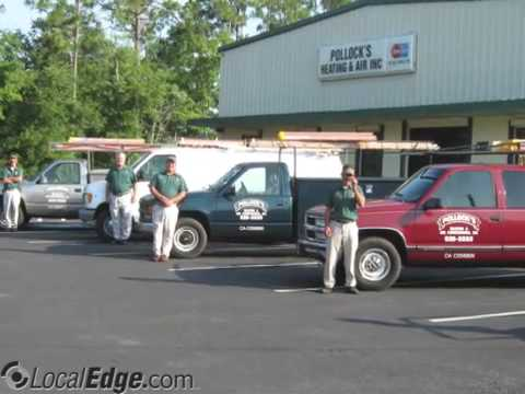 Pollocks Heating & Air Conditioning Inc Milton,FL