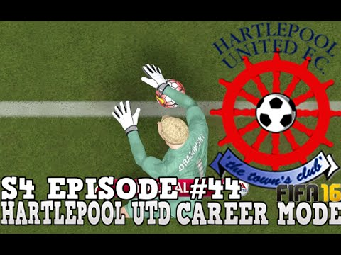 FIFA16: HARTLEPOOL UNITED F.C CAREER MODE S4 #44 IS THAT OVER?!