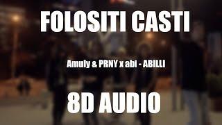 Amuly &amp PRNY x abi - ABILLI (8D AUDIO)