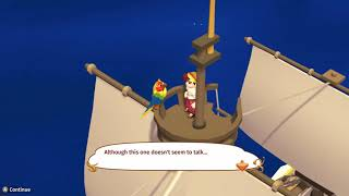 Stranded Sails for Nintendo Switch | First 30 Minutes of Gameplay (Direct-Feed Switch Footage)