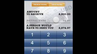 international payments - PayPal Fee Calculator