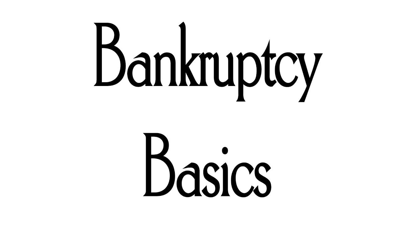 understanding bankruptcy in raleigh  north carolina