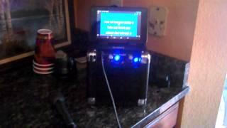 MAKING a Mini Karaoke Machine