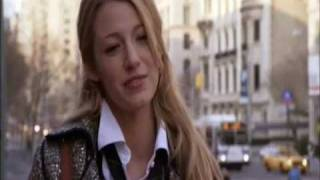 Gossip Girl - Blair and Serena's Fight