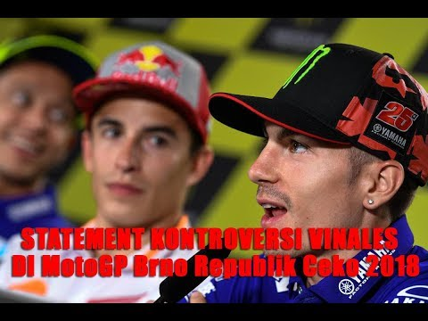 Press Conference MotoGP Brno Republik Ceko 2018