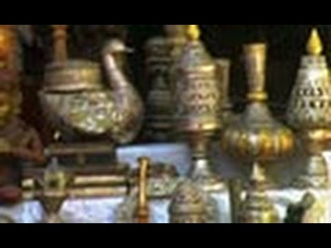 Antique Shop in Pushkar