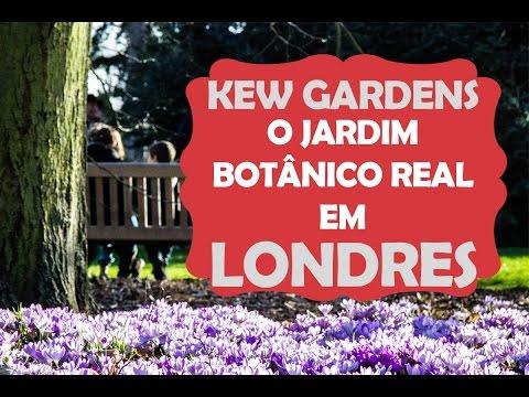 Kew Gardens: um dos mais belos parques de Londres