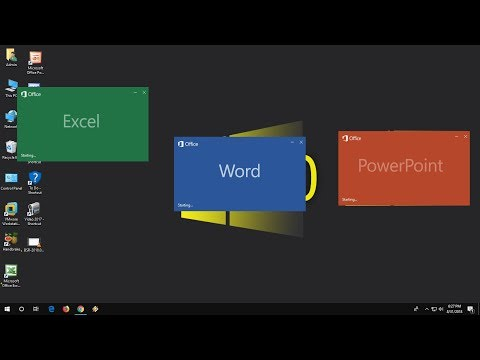 How to Fix MS Word, Excel & PPT Open Very Slow (Open Office Faster)