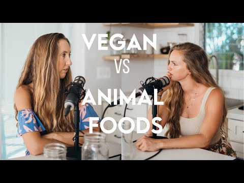 VEGAN vs ANIMAL FOODS | opposing perspectives with Kori Meloy