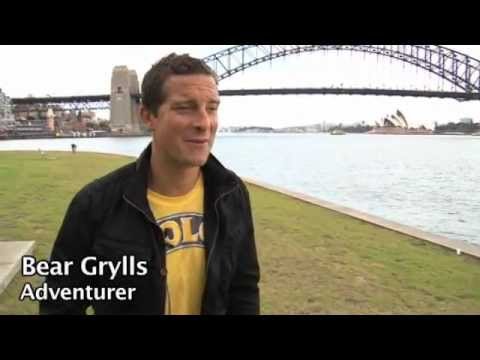 FINALLY REVEALED! What Really Scares Bear Grylls