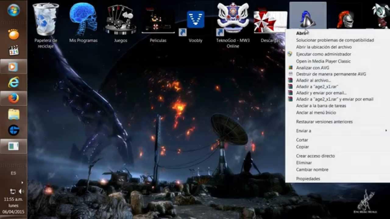Age of empires 2 conquerors- Cambiar versiones 1.0 & 1.0c - Usando solo Gameranger (Truco)byTriple h