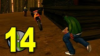 Grand Theft Auto: San Andreas - Part 14 - Destroying Evidence (GTA Walkthrough / Gameplay)