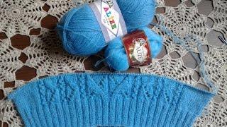 """Свитер """"Геометрия"""". Часть 2. Кnit sweater."""