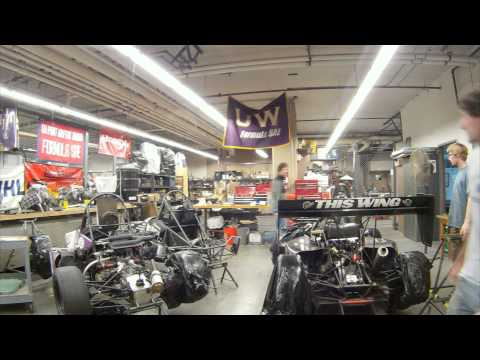 2010-2011 T23 UW Formula SAE Promotional Video